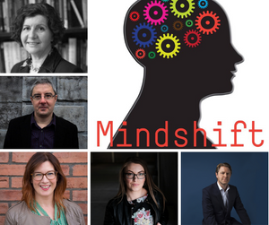 Mindshift: The Business of Writing - Belfast