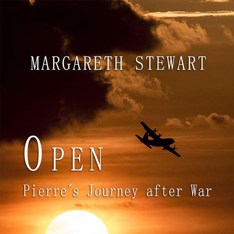 Book Launch: OPEN - Pierre's Journey after War by Margareth Stewart