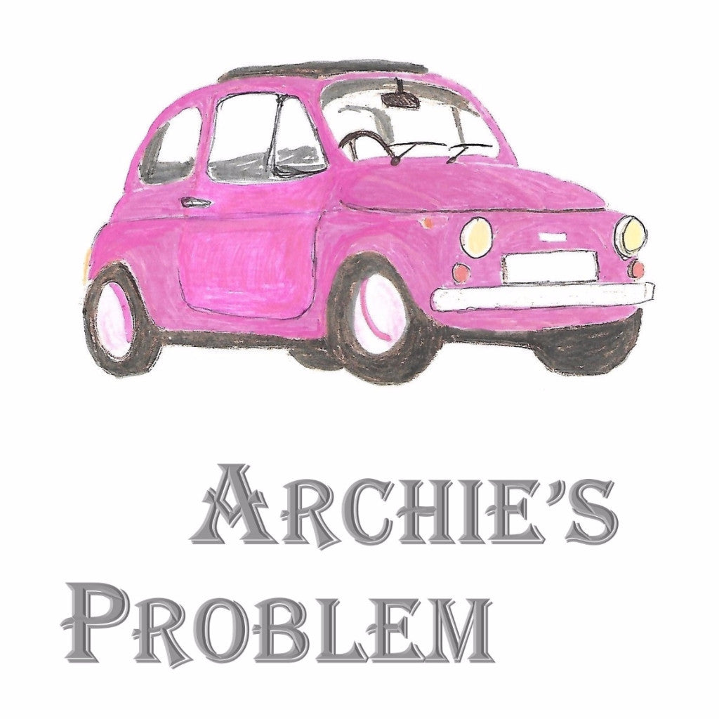 Book Launch: Archie's Problem by Phil Hughes