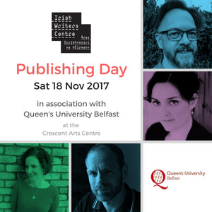 Publishing Day in association with Queens University Belfast