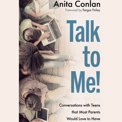 Book Launch: Talk to Me!