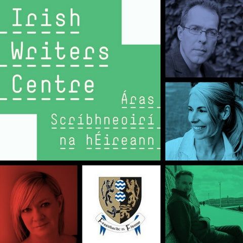 Pat Boran Mia Gallagher Brendan O'Brien Louise Phillips Irish Writers Centre Cavan County Council