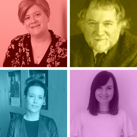 Mindshift: From the Pen to the Publisher with Aoife Walsh, Elaine Egan, Alison Walsh & Jonathan Williams