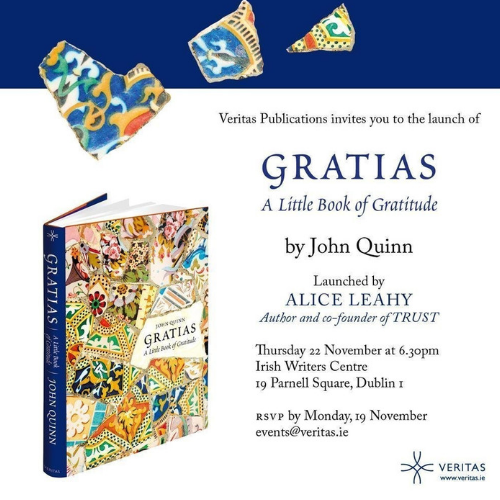 Book Launch: Veritas Publications