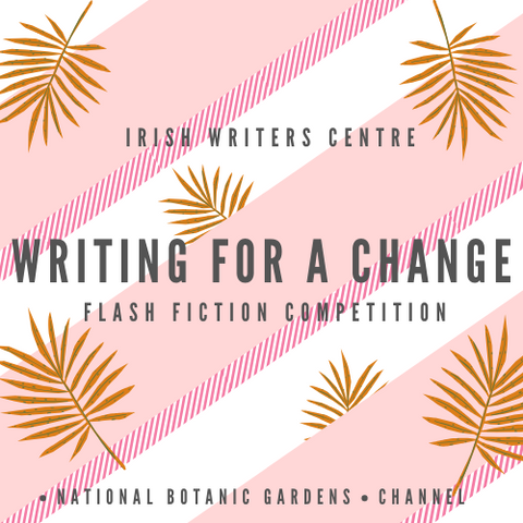 Writing for a Change: Flash Fiction Competition