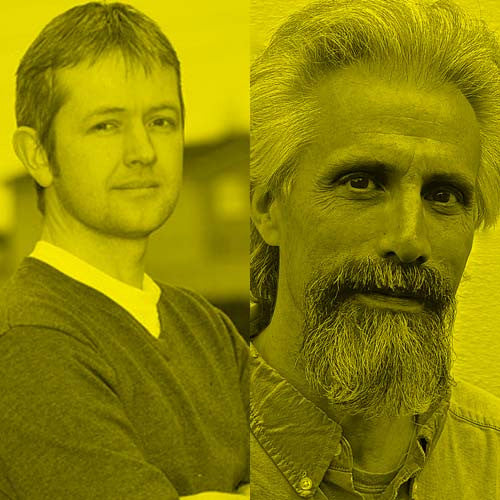 Performing the Word: For Poets and Prose Writers with Colm Keegan & Roger Gregg