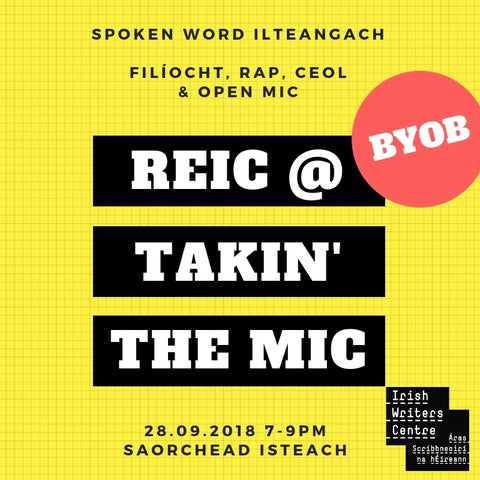 REIC @ Takin' the Mic
