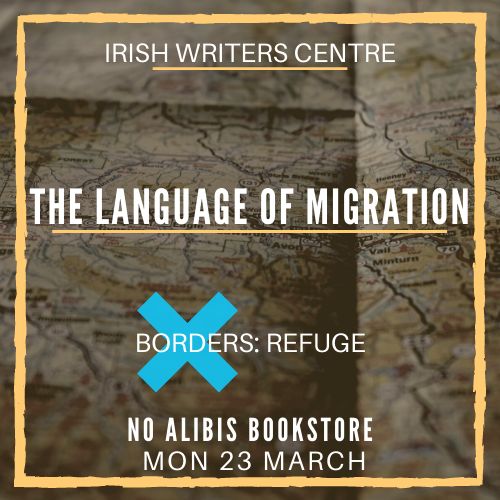 Postponed: XBorders Refuge: The Language of Migration