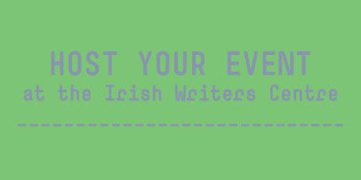 Host Your Event at the Irish Writers Centre
