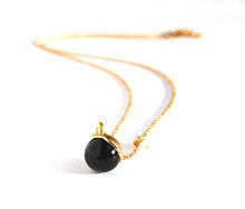 01. Black Onyx Necklace