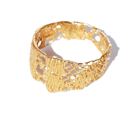 03.Lazy Lace Ring