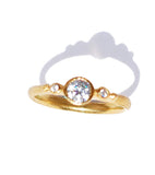 04. Triplet Luna Ring