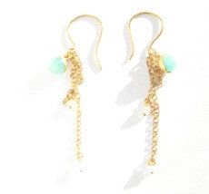 04.Jade Drop Earrings