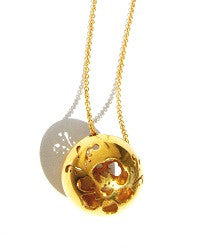 01.Flowersphere Necklace