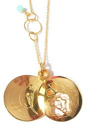 05.Large Sliding Secret Locket