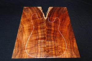 Tasmanian Blackwood Electric Drop Tops