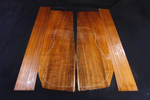 Tasmanian Acoustic Tonewood Blackwood Acoustic Backs / Sides