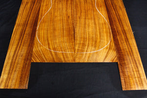 Tasmanian Acoustic Tonewood Blackwood Acoustic Guitar Set