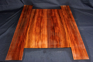 Tasmanian Blackwood Tonewood Acoustic Guitar Kit