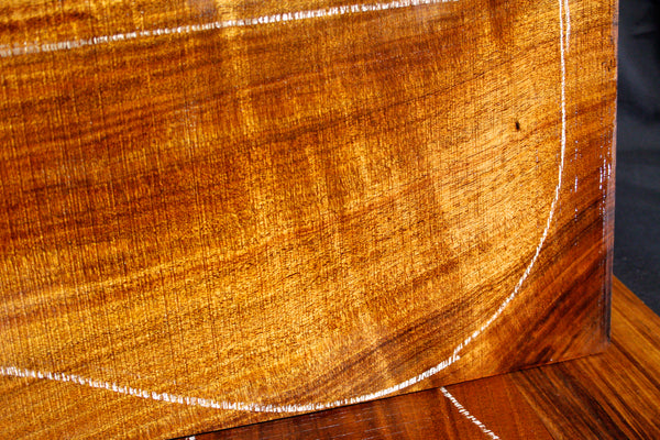 Tasmanian Blackwood Tonewood Back and Sides for Acoustic Guitar