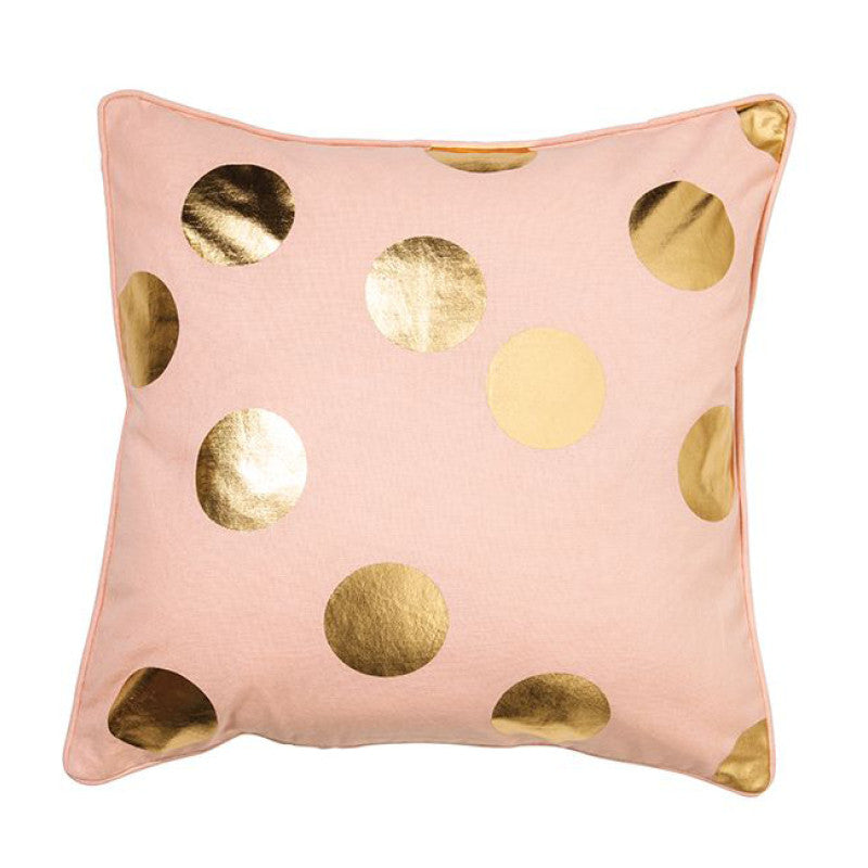 Gold Spot Cushion by General Eclectic