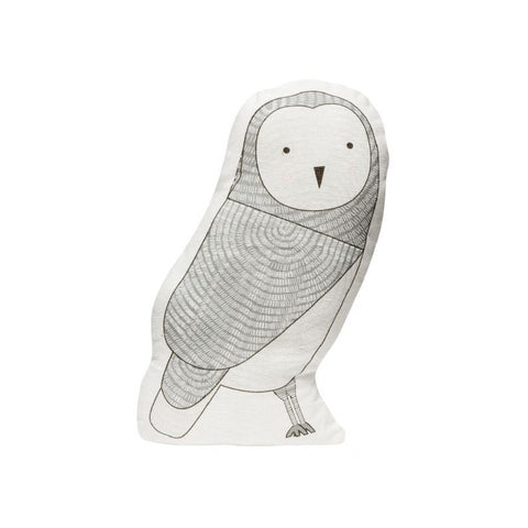 Mini Owl Cushion by General Eclectic