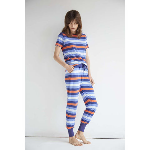 Stripe Basic Tee by Alas