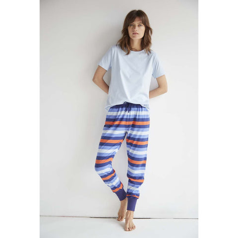 Stripe Jersey Pants by Alas