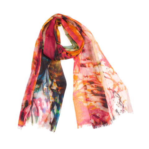 Freesia Scarf by Indus Design