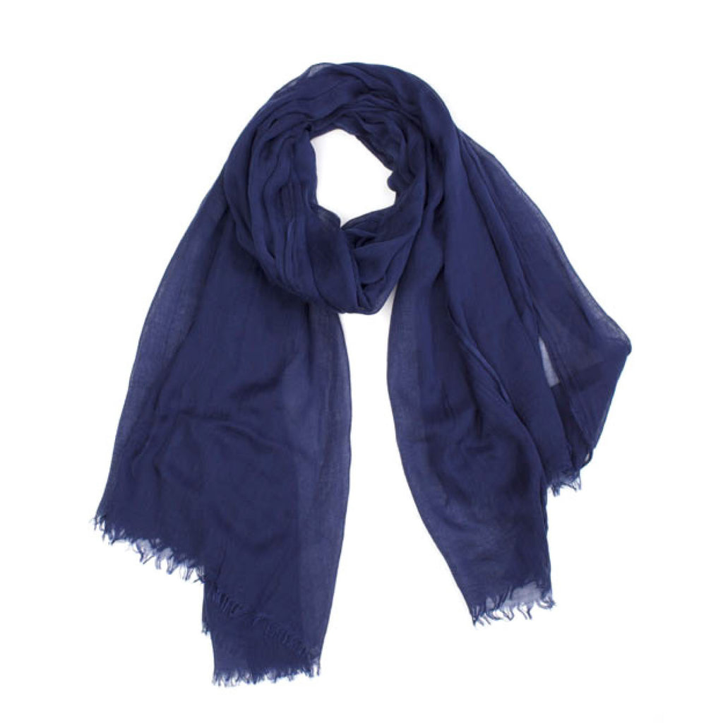 Indus Design Blue Scarf