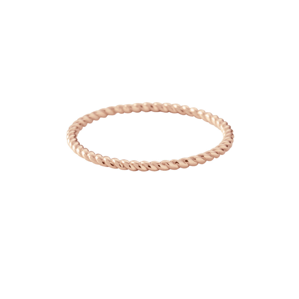 Kirstin Ash KA Fines Delicate Ring Rose Gold