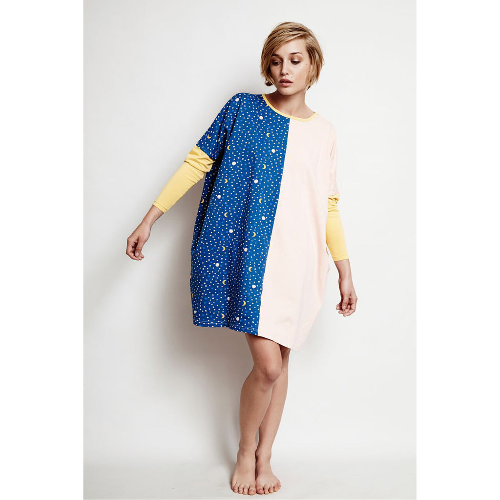 Alas Midnight Telescope Nightie Pyjamas