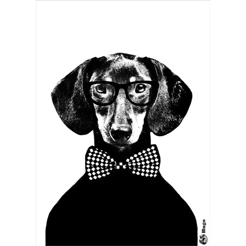 Hugo A3 Wall Print by Studio Lisa Bengtsson