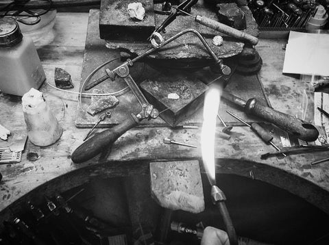 Bespoke London Jewellery Workshop