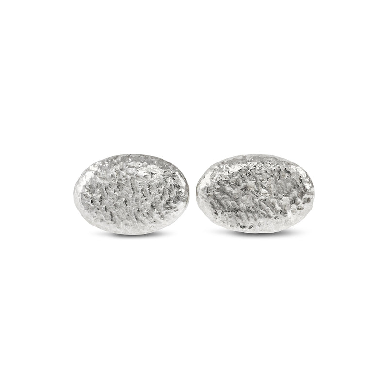 Unique cufflinks in sterling silver. - Paul Magen