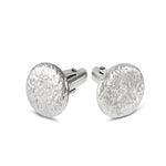 Cufflinks handmade in sterling silver. - Paul Magen