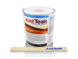 JustTeak Teak Sealer - Teak Oil. Choice of 2 Shades