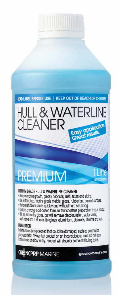 Hull and Waterline Cleaner