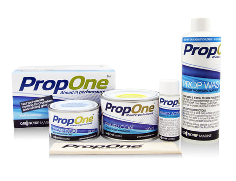 PropOne Kit + Prop Wash - 3 Sizes Available