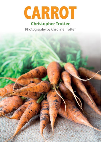 'Carrot' by Christopher Trotter, featuring Hebridean Sea Salt