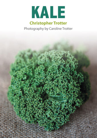 'Kale' by Christopher Trotter, featuring Hebridean Sea Salt