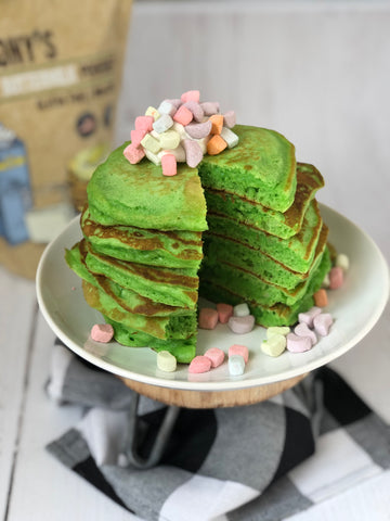 St. Patty's Pancakes