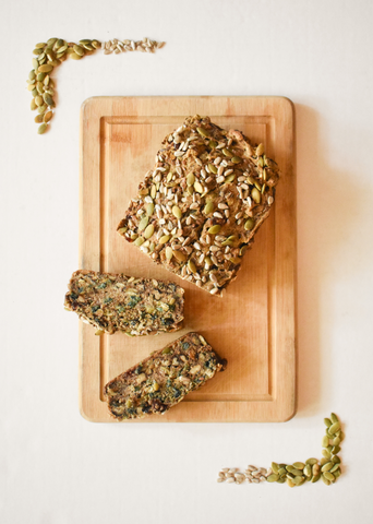 Multi-Seed Buckwheat Loaf