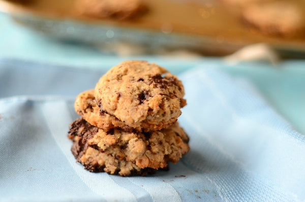 Low Carb Coconut Flour Chocolate Chip Cookies – Anthony's