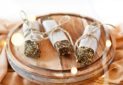 Date and Seed Hemp Protein Bars