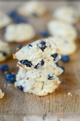 Blueberry Breakfast Scones