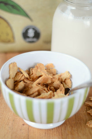 Coconut and Almond Cereal