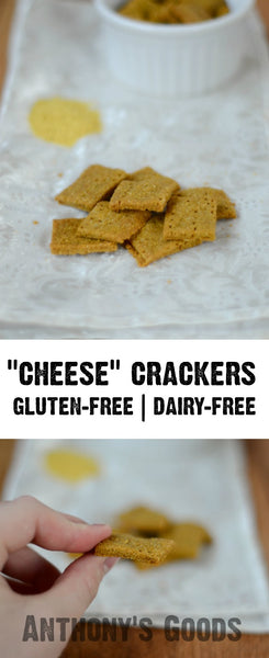 """Cheese"" Crackers"