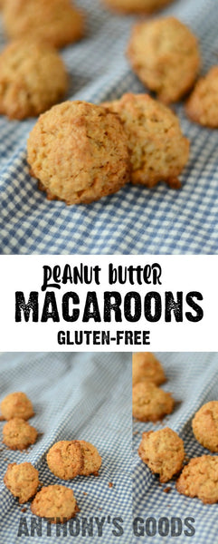 Peanut Butter Macaroons
