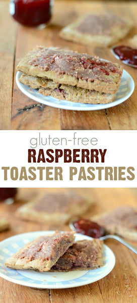 Raspberry Toaster Pastries